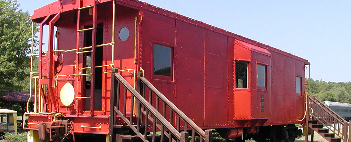 1947 Former Southern Railway Caboose X3087